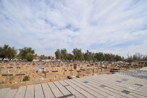 Lugares de memoria en ruinas y patrimonialización de la muerte de Santiago y Bogotá