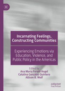 Incarnating Feelings, Constructing Communities